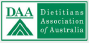Dietitians Association of Australia logo